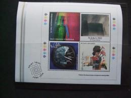 GB 1998 QUESTA PRINT TRIAL MINISHEET - Werbemarken, Vignetten