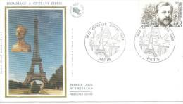 Paris 18 12 1982 Gustave Eiffel - 1980-1989