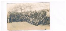 Militaire.carte Photo Ecrite De Briare En 1919 - Militaria