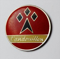 Pin's Hermine L'Andouillon - BR3/5 - Badges