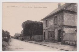 Routot Le Bureau De Poste Route De Bourg Achard - Routot