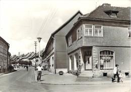 (G 112) - BENNECKENSTEIN / HARZ, BLICK ZUR OBERSTADT - Allemagne