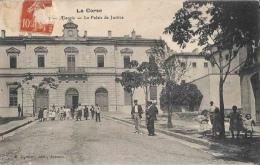 20-Corse-Ajaccio-Le Palais De Justice..édition Dumont - Ajaccio