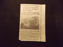 Coupure De Presse Offre Promo Voir Description  Marolles En Hurepoix Incendie Provoque Plus De 30000F De Dégats Cousyn - 1950 - Today