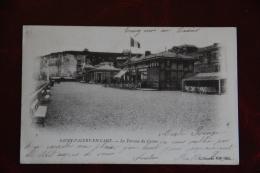 Saint Valery En Caux - La Terrasse Du Casino - Saint Valery En Caux