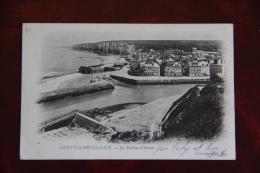 Saint Valery En Caux - Les Falaises D'Amont - Saint Valery En Caux