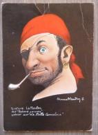 ILLUSTRATEURS.CORSAIRES D´ETIENNE BLANDIN.GUSTAVE LE MOULEC. - Illustrators & Photographers