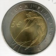 Finlande Finland 5 Euro 2005 10e Championnat Du Monde D'athlétisme à Helsinki UNC KM 118 - Finlandia