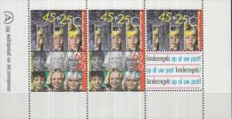 Nederland - Plaatfout 1236 PM Blok – Postfris/MNH - Mast 7e Editie 2013 - Plaatfouten En Curiosa