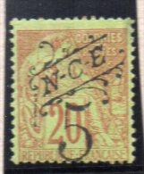 Nelle CALEDONIE : TP N° 36 * - Unused Stamps