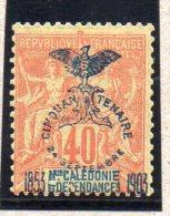 Nelle CALEDONIE : TP N° 77 * - Nouvelle-Calédonie