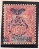 Nelle CALEDONIE : TP N° 78 * - Nouvelle-Calédonie