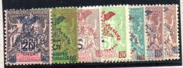 Nelle CALEDONIE : TP N° 81/87 * - Nouvelle-Calédonie