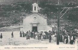 20-Corse-Le Mont Sainte Marie D´Avacciani-Pelerinage Du 15 Aout - Frankreich