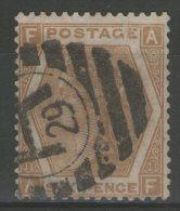 GRANDE-BRETAGNE: N°47 Oblitéré (planche 11)     - Cote 50€ -