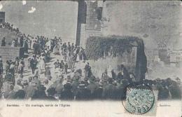 20-Corse -Sartene Sortie De Mariage - Sartene