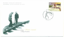1999 Canada Education For All 46c First Day Cover - 1991-2000