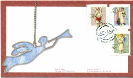 1999 Canada Christmas First Day Cover - 1991-2000