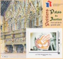 Bloc FFAP 2014 Poitiers Palais De Justice - FFAP