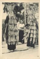CARTE PHOTO (années 50) - Cérémonie Religieuse (carte Format 14,1x9,8cm) - Vietnam
