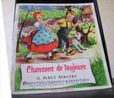 CHANSONS DE TOUJOURS EDIT PETIT MARTEAU ILLUSTRATIONS DE J. LAGARDE