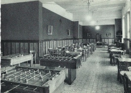 Enghien - Collègue St.-Augustin - Une Salle De Jeux, Kickers ( Baby-foot ), Billard - Edingen