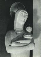 Enghien - Collègue St.-Augustin - Statue De La Sainte-Vierge - Edingen