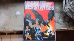 EO LE CHANT DES STRYGES  EXPERIENCES DELCOURT CORBEYRAN GUERINEAU MERLET - Chant Des Stryges, Le