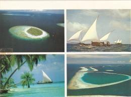 CT--N--978-- MALDIVES  - MALE ATOLL - Maldive