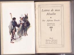 Daudet : Lettres De Mon Moulin - Livres, BD, Revues