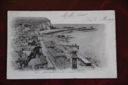 Saint Valery En Caux - La Plage Et Le Casino - Saint Valery En Caux