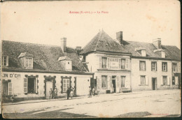 Arrou - La Place - France