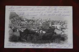 Saint Valery En Caux - Vue Générale - Saint Valery En Caux