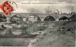 81 Saint Juéry - Le Pont D´Arthez Sur Le Rocher De Saint Juéry - Usine - Francia