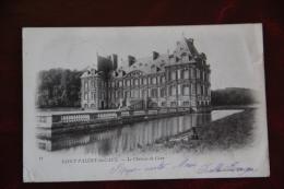 Saint Valery En Caux - Le Château De Cany - Saint Valery En Caux