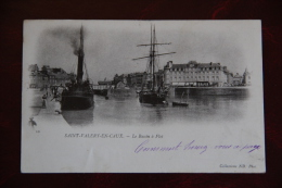 Saint Valery En Caux - Le Bassin à Flot - Saint Valery En Caux