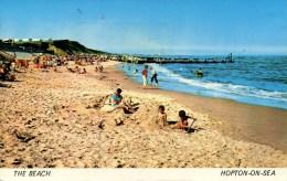 NORFOLK - HOPTON-ON-SEA - THE BEACH Nf501 - Autres