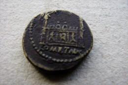 Tibère Semis à L'autel De Lyon - 1. Les Julio-Claudiens (-27 à 69)