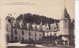 Environs D´AURAY - CRACH - Le Château De Plessis-Ker (XVè Siècle)  Façade Intérieure (GM-c668) Neuve- Non Circulée - Auray