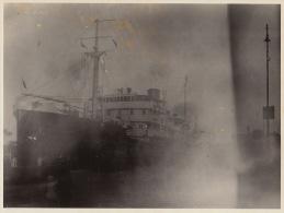 Photo Ancienne Bateau Sur L´égeo Grèce - Boats