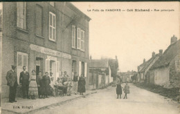 Le Patis - De Hanches -  Café Richard - Rue Prinipale - France