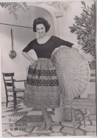 Photographie - Mode - Indiennes Valdrôme - Jupe Charlotte - Format 17.3 X 12.3 Cm (Femme, Pin-up) - Pin-Ups