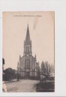 CPA - ST SAINT CYR SUR MENTHON - L'église - Otros Municipios