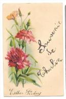 D12785 - Souvenir De THULIN  *paillettes* - Hensies