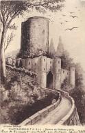 - Indre Et Loire - Ref A327-  Chateaurenault  - Chateau Renault - Ruines Du Chateau ( 1327 ) - Carte Bon Etat - - France