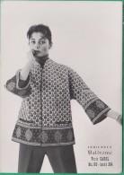 Photographie - Mode - Indiennes Valdrôme - Veste Carol - Format 17.3 X 12.3 Cm (Femme, Pin-up) - Pin-Ups