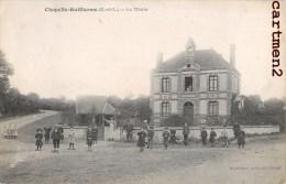 CHAPELLE-GUILLAUME MAIRIE ANIMEE 28 - Frankrijk