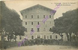 26. VALENCE . Quartier Du Séminaire . Hopital Des Convalescents . CPA Animée . - Valence
