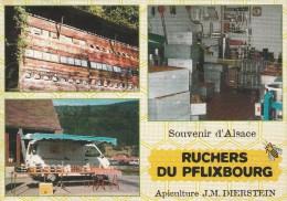 RUCHERS DU PFLIXBOURG APICULTURE J.M DIERSTEIN APICULTEUR MIEL - Autres Communes