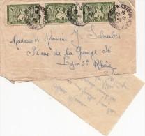 LETTRE INDOCHINE.      / 6137 - Indochina (1889-1945)
